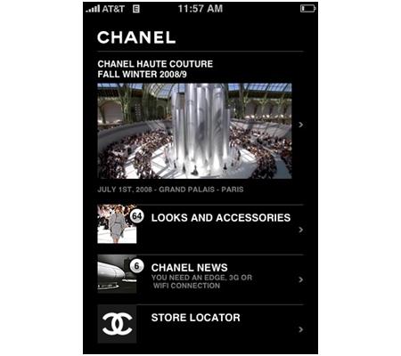 Chanel_app